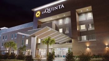 La Quinta Inns and Suites TV Spot, 'Tomorrow You Triumph: Pumped: Earn a Free Night' - Thumbnail 1