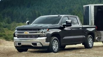 2020 Chevrolet Silverado TV Spot, 'Invisible Trailer' [T2] - Thumbnail 1