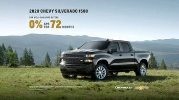 2020 Chevrolet Silverado TV Spot, 'Invisible Trailer' [T2] - Thumbnail 8
