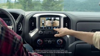 2020 Chevrolet Silverado TV Spot, 'Invisible Trailer' [T2] - Thumbnail 4