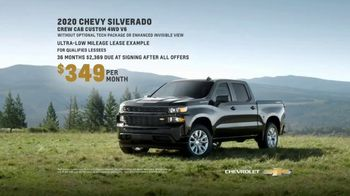 2020 Chevrolet Silverado TV Spot, 'Invisible Trailer' [T2] - Thumbnail 7