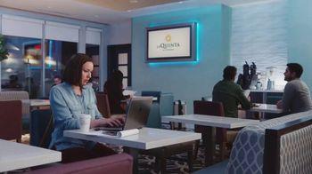 La Quinta Inns and Suites TV Spot, 'Tomorrow You Triumph: Awake: Earn a Free Night' - Thumbnail 2