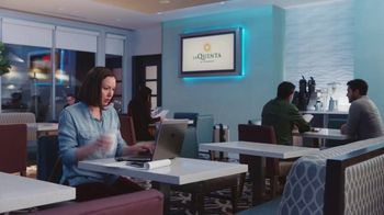 La Quinta Inns and Suites TV Spot, 'Tomorrow You Triumph: Awake: Earn a Free Night'