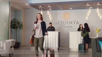 La Quinta Inns and Suites TV Spot, 'Tomorrow You Triumph: Awake: Earn a Free Night' - Thumbnail 7