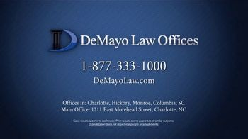 Law Offices of Michael A. DeMayo TV Spot, '911 Call: Workplace Injury' - Thumbnail 10