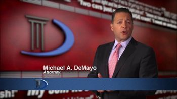 Law Offices of Michael A. DeMayo TV Spot, '911 Call: Workplace Injury' - Thumbnail 6
