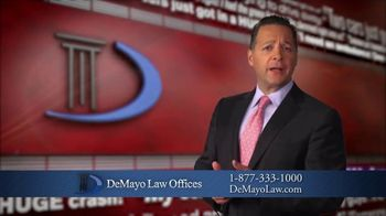 Law Offices of Michael A. DeMayo TV Spot, '911 Call: Workplace Injury' - Thumbnail 8