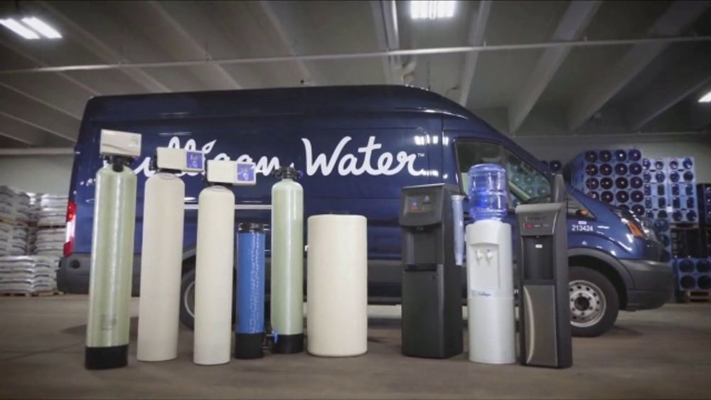 Culligan TV Commercial, 'Help With Water Worries'