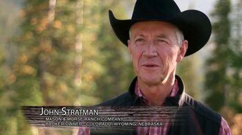 Mason Morse Ranch Company TV Spot, 'We Live It to Know It: John Stratman' - Thumbnail 2