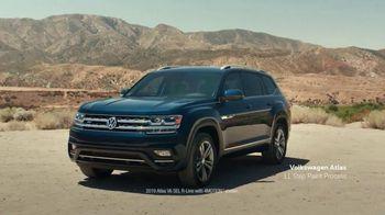 2019 Volkswagen Atlas TV Spot, 'Eleven Steps' [T2] - Thumbnail 3