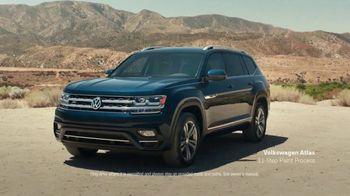 2019 Volkswagen Atlas TV Spot, 'Eleven Steps' [T2] - Thumbnail 4