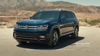 2019 Volkswagen Atlas TV Spot, 'Eleven Steps' [T2] - Thumbnail 5