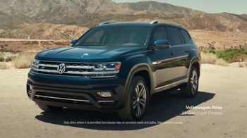 2019 Volkswagen Atlas TV Spot, 'Eleven Steps' [T2] - Thumbnail 6