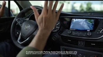 2020 Buick Envision TV Spot, 'S(You)V: Parking' Song by Matt and Kim [T2] - Thumbnail 2