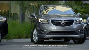 2020 Buick Envision TV Spot, 'S(You)V: Parking' Song by Matt and Kim [T2] - Thumbnail 3