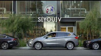 2020 Buick Envision TV Spot, 'S(You)V: Parking' Song by Matt and Kim [T2] - Thumbnail 5