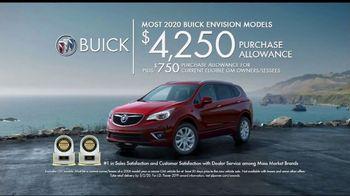 2020 Buick Envision TV Spot, 'S(You)V: Parking' Song by Matt and Kim [T2] - Thumbnail 6