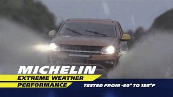 Michelin Endurance XT Silicone Wiper Blades TV Spot, \'Extreme Weather Performance\'