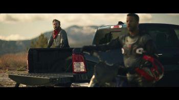 GMC Sierra TV Spot, 'Jaw Drop: Bear' [T2]