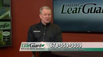 LeafGuard of North Georgia Winter Half Off Sale TV Spot, 'Hanging Out: Gift Cards' - Thumbnail 3