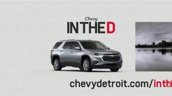 Chevrolet TV Spot, 'In the D: Fish Tacos' [T2] - Thumbnail 8