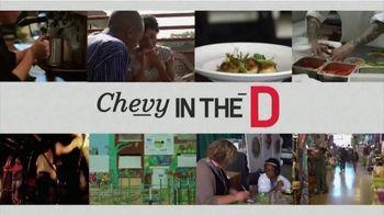 Chevrolet TV Spot, 'In the D: Fish Tacos' [T2] - Thumbnail 1