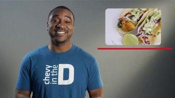 Chevrolet TV Spot, 'In the D: Fish Tacos' [T2] - Thumbnail 3