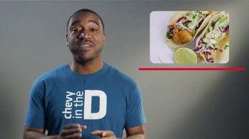 Chevrolet TV Spot, 'In the D: Fish Tacos' [T2] - Thumbnail 4
