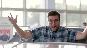AutoNation Weekend of Wow TV Spot, 'Extended: 2020 Subaru Crosstrek'