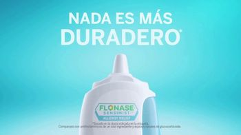 Flonase Sensimist TV Spot, 'Trabajo incompleto' [Spanish] - Thumbnail 6