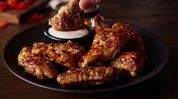 Hooters Roasted Wings TV Spot, 'Only One Thing You Think Of' - Thumbnail 8