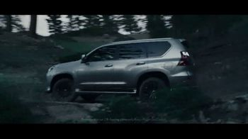 Lexus TV Spot, 'Challenging Journey' [T2] - Thumbnail 3