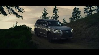 Lexus TV Spot, 'Challenging Journey' [T2] - Thumbnail 4