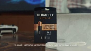 DURACELL Optimum TV Spot, 'Gamer x Toothbrush' - Thumbnail 9