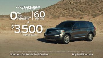 2020 Ford Explorer TV Spot, 'To Be an Explorer' Song by Ali Beletic [T2] - Thumbnail 7