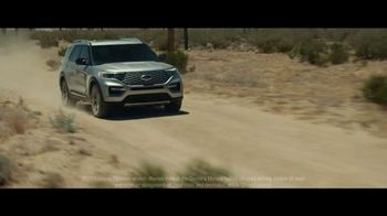 2020 Ford Explorer TV Spot, 'To Be an Explorer' Song by Ali Beletic [T2] - Thumbnail 4