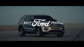 2020 Ford Explorer TV Spot, 'To Be an Explorer' Song by Ali Beletic [T2] - Thumbnail 5