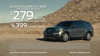 2020 Ford Explorer TV Spot, 'To Be an Explorer' Song by Ali Beletic [T2] - Thumbnail 6