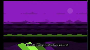 Bloomberg Commodity Index TV Spot, 'More Than Gold and Oil' - Thumbnail 2