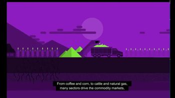 Bloomberg Commodity Index TV Spot, 'More Than Gold and Oil' - Thumbnail 4