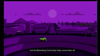 Bloomberg Commodity Index TV Spot, 'More Than Gold and Oil' - Thumbnail 5