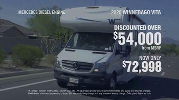 La Mesa RV TV Spot, 'Selection: 2020 Winnebago Vita' - Thumbnail 6