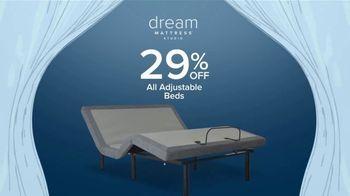 Value City Furniture Dream Mattress Studio TV Spot, 'Dreamy Savings'