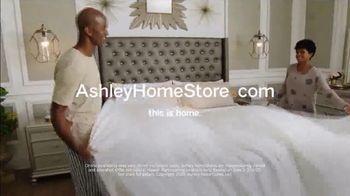 Ashley HomeStore Best of the Best Mattress Sale TV Spot, 'Ashley Sleep Mattresses' Song by Midnight Riot - Thumbnail 9