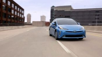 2020 Toyota Prius TV Spot, 'An Expert in Versatility' [T2]