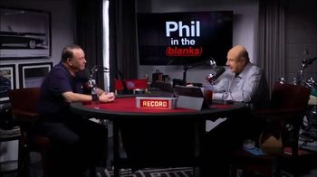 Phil in the Blanks TV Spot, 'Dr. Phil and Jon Taffer' - 2 commercial airings