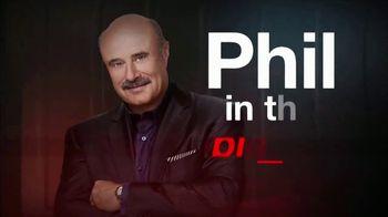 Phil in the Blanks TV Spot, 'Dr. Phil and Jon Taffer' - Thumbnail 10