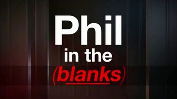 Phil in the Blanks TV Spot, 'Dr. Phil and Jon Taffer'