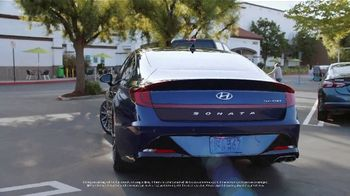 2020 Hyundai Sonata TV Spot, 'Remote Smart Parking Assist' [T2] - Thumbnail 4