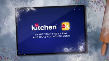 Food Network Kitchen App TV Spot, 'Raise Your Baking Game' - Thumbnail 7